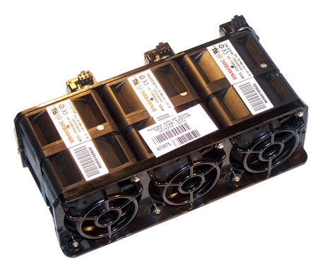HP 412212-001 ProLiant DL360 G5 DL365 G1 Triple System Fan Inventec IFD04048B12